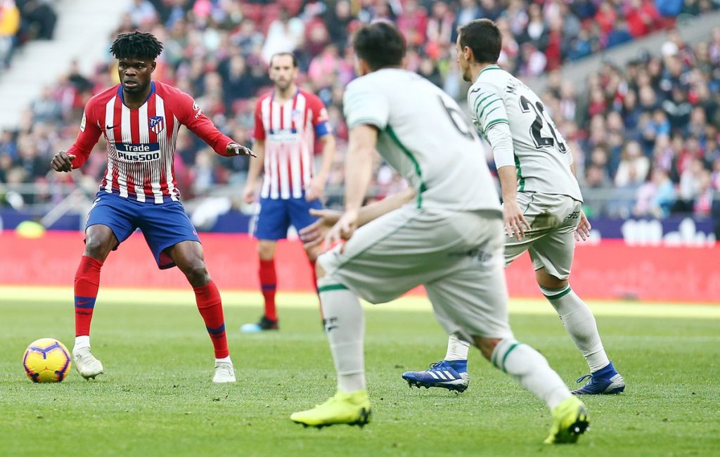 Thomas Partey opens up on how to succeed as an African player in Europe