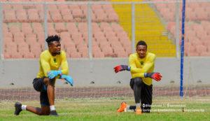 Asante Kotoko coach Maxwell Konadu reveals why Kwame Baah has displaced Felix Annan