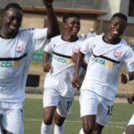 Ghana Premier League matchday 13 report: Inter Allies and Hearts of Oak record a stalemate