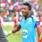 Felix Annan tweets 'thank you' after being omitted from Black Stars squad