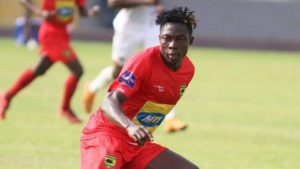 Asante Kotoko makes a return to sign Justice Blay permanently from Medeama SC