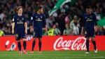 Real Madrid lose grip on La Liga lead after shock loss at Real Betis