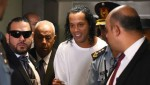 Ronaldinho Facing 6 Months in Prison Over Fake Passport Use