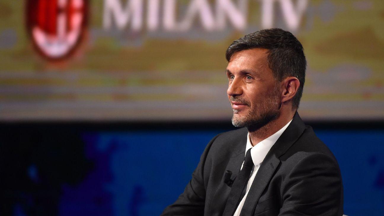 AC Milan legend Paolo Maldini, son Daniel infected with coronavirus
