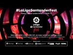 LaLiga Santander Fest: futbolistas y artistas luchan por una causa solidaria