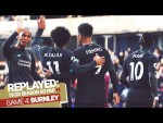 REPLAYED: Burnley 0-3 Liverpool | Firmino and Mane find the target at Turf Moor