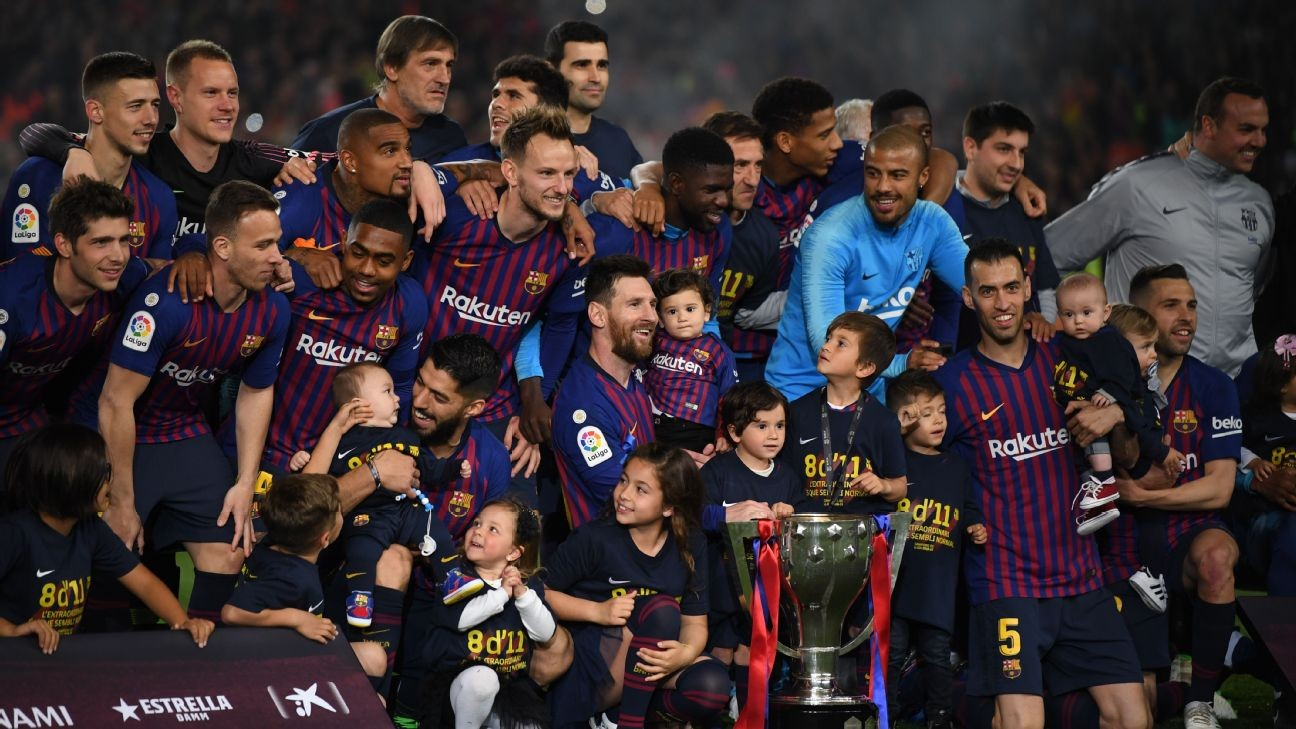 Barcelona players reject offer to reduce wages amid coronavirus outbreak - sources