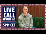 LIVE CALL with TER STEGEN from his home #CulersAtHome