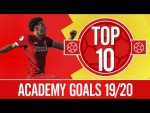 TOP 10: Liverpool's best Academy goals of the season | Jones, Elliott, Williams and more