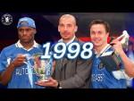 Chelsea's Treble Winning Year! 🏆 | Gianluca Vialli's Italian Job | 1997-1998