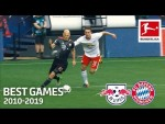 RB Leipzig vs. FC Bayern München 4-5 | The Best Games of The Decade 2010-2019