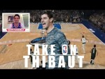 NBA Sundays with Real Madrid's Thibaut Courtois | EPISODE 1: Mats Hummels (Milwaukee @ Dallas)