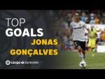 Jonas Gonçalves: Golazos con el Valencia CF en LaLiga Santander