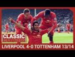 Premier League Classic: Liverpool 4-0 Tottenham | Reds run riot against Spurs
