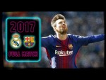 FULL MATCH: Real Madrid - FC Barcelona (2017) When Barça stunned Real Madrid in #ElClásico!