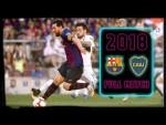 FULL MATCH: Barça - Boca Juniors (2018) When Boca came to the Camp Nou!