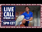 LIVECALL with SERGI ROBERTO from his home