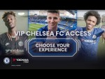 VIP Chelsea FC Access with Yokohama - Drive For More | Choose Your Experience!