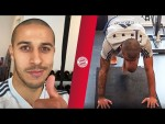 Fitness Workout with Thiago | FC Bayern