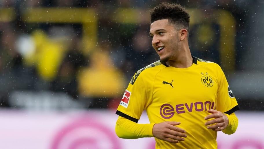 Dortmund Stick to High Price Tag for Jadon Sancho Despite COVID-19 Crisis