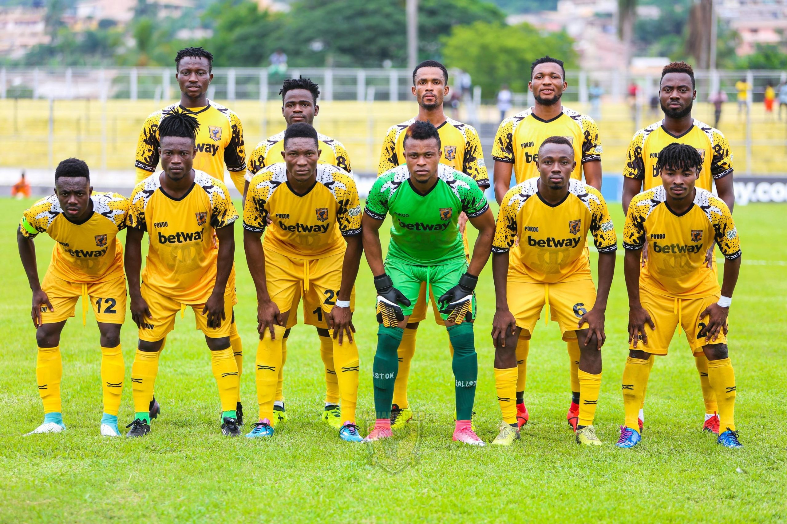 Ghana Premier League matchday 14 report: AshantiGold fall to Bechem in Obuasi