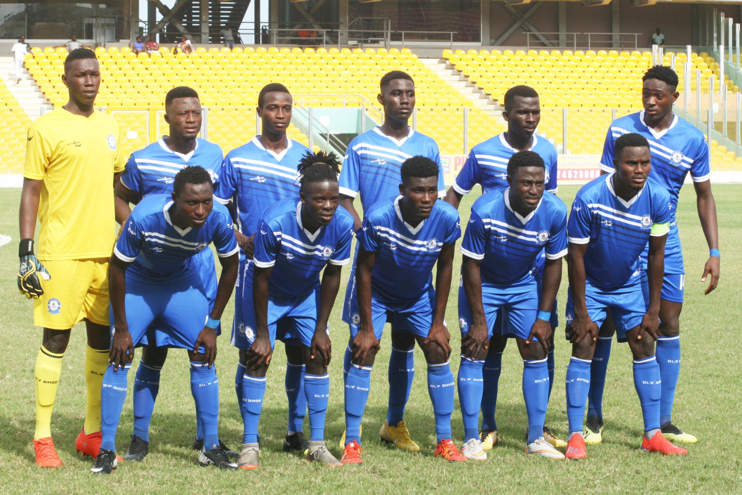 Ghana Premier League matchday 13 report: Olympics earn 2-0 victory over Dwarfs