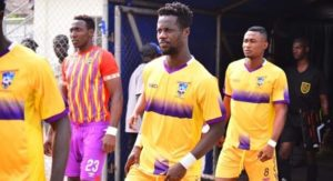 Richard Boadu pens contract extension with Medeama SC