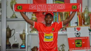 Legon Citie set to sign Ampem Dacosta on loan