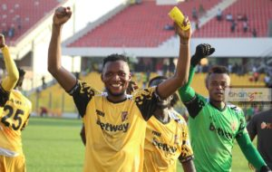 Ashanti Gold SC price Kotoko's transfer target Latif Anabila at $20,000