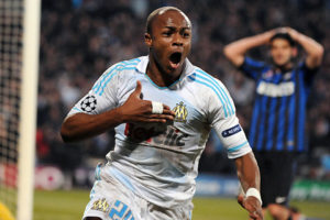 Black Stars captain Andre Ayew selected for Marseille team of the decade