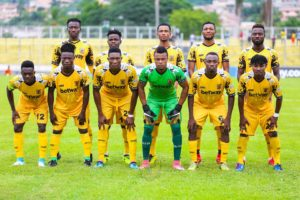 Ashgold goalie Frank Boateng refutes betting allegations linked with 6-1 defeat to WAFA
