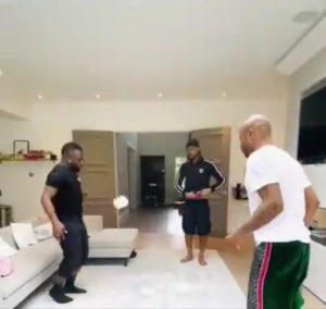 VIDEO: Ayew brothers show incredible skills in 'Stay at home challenge'