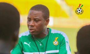 Profile of Black Maidens head coach Baba Nuhu