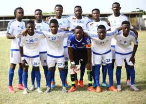 Berekum Chelsea's Francis Adjei opens up on club's stance on pay cuts due to coronavirus outbreak