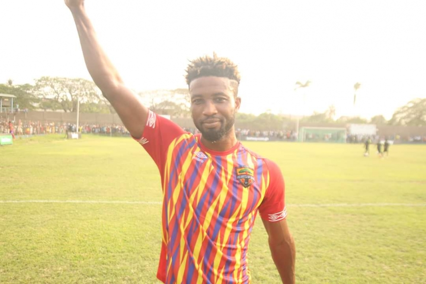 It is fake news: I haven't said anywhere that Hearts has disrespected me - Bernard Arthur