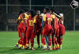 Cameroon international Abam backs Ghana to qualify for 2023 Women's World Cup