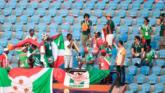 FEATURE: Burundi's football, and everything else, continues in the face of Covid-19