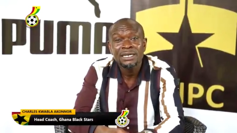 GFA president Kurt Okraku defends appointment of CK Akonnor as Black Stars coach