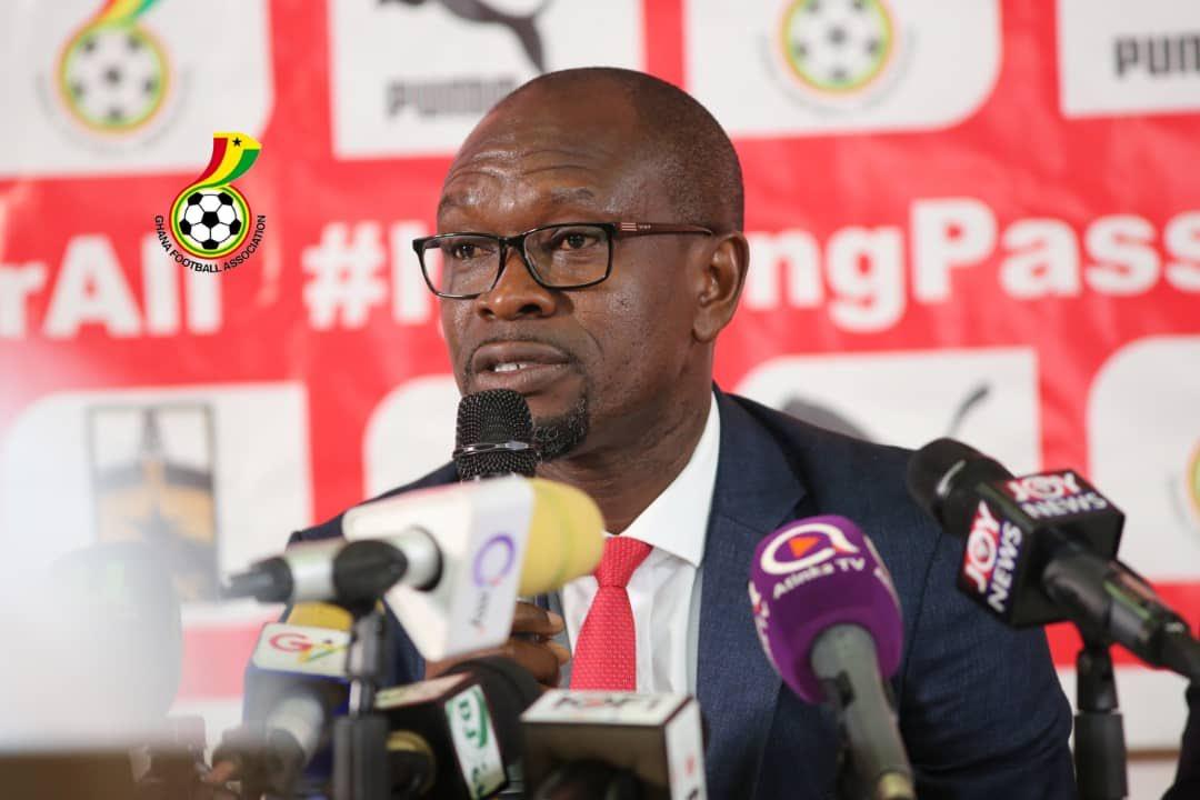 Samuel Inkoom backs CK Akonnor to succeed as Black Stars coach