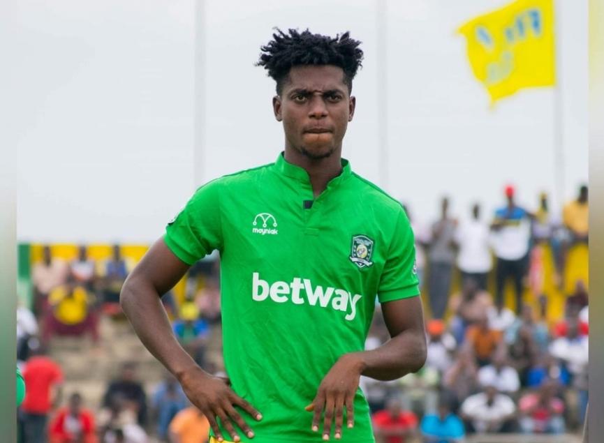 Hearts of Oak sign ex-Aduana Stars defender Caleb Amankwah - Reports