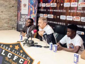 Goran Barjaktarevic: Legon Cities FC coach bemoans missed chances in defeat to Medeama