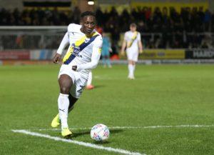 Bradford City eye summer move for Ghanaian forward Dan Agyei - Reports