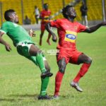 Ghana Premier League matchday 14 report: Kotoko and Elmina Sharks share the spoils