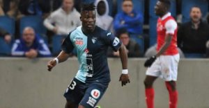 Ghana striker Ebenezer Assifuah to leave Le Havre this summer with his contract set to expire