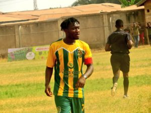 Kotoko sign Emmanuel Sarkodie on a 3-year contract