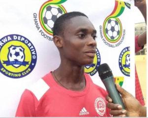 Asokwa Deportivo president reveals Emmanuel Osei will not join Hearts