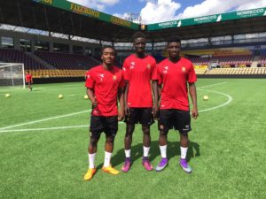 COVID-19: All 7 Ghanaian players at Nordsjaelland FC not infected