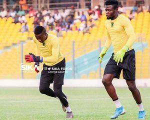 Asante Kotoko skipper Felix Annan set sights on No.1 shirt again
