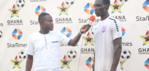 Frank Assinki named NASCO MVP as Inter Allies draw against Hearts of Oak