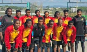 Black Queens to face Chile in Turkish Women's Cup today